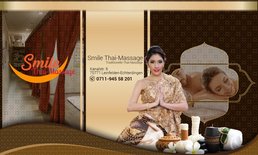 Smile Thai-Massage Pinnwand Seite